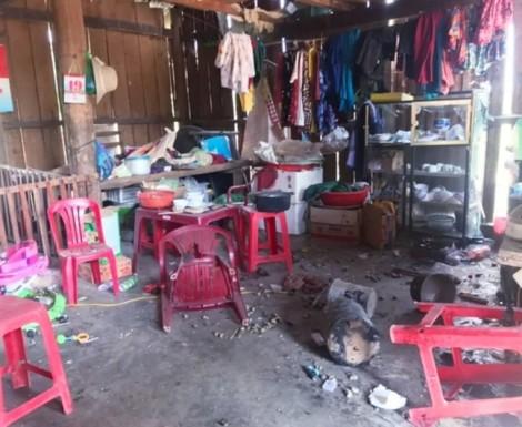 Vụ nổ làm 4 người bị thương nặng: Do các nạn nhân đóng thuốc nổ đi đánh cá