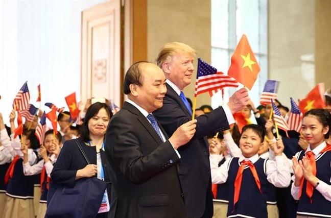 My danh gia cao Viet Nam trong cong tac chuan bi Hoi nghi thuong dinh My - Trieu