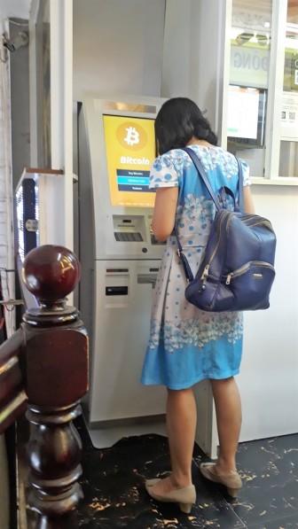 Giao dịch tiền điện tử 'rút vào bí mật'