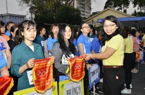 Quận Bình Thạnh: 'Chạy vì năng lượng xanh'