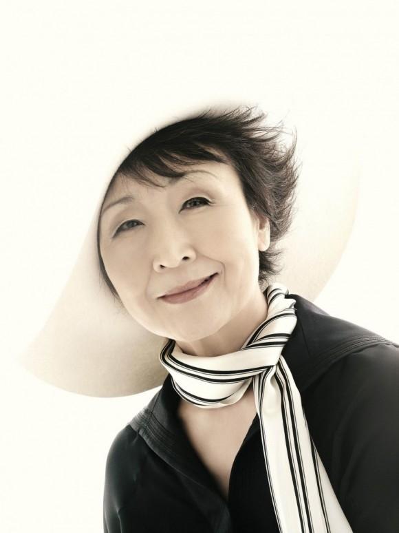 Danh ca Tokiko Kato hat 'Diem xua' trong dem nhac Trinh