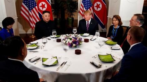Tổng thống Mỹ ca ngợi 'quan hệ đặc biệt' với nhà lãnh đạo Triều Tiên
