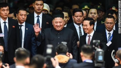 Chu tich Trieu Tien Kim Jong-un du kien se vieng lang Ho Chu tich