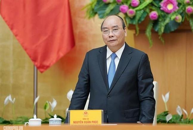 Thu tuong Nguyen Xuan Phuc: The gioi danh gia cao cong tac to chuc Hoi nghi thuong dinh My - Trieu cua Viet Nam