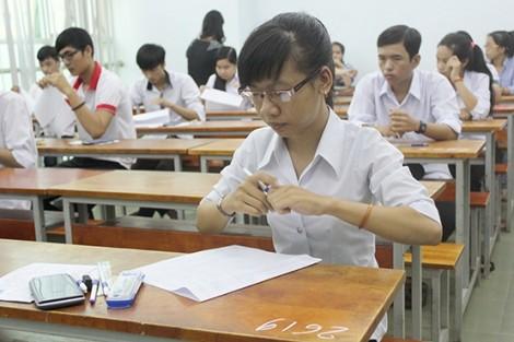 Hơn 36.000 thí sinh tham dự kỳ thi đánh giá năng lực