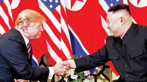 'Ngoại giao thư tay' trong quan hệ Trump - Kim
