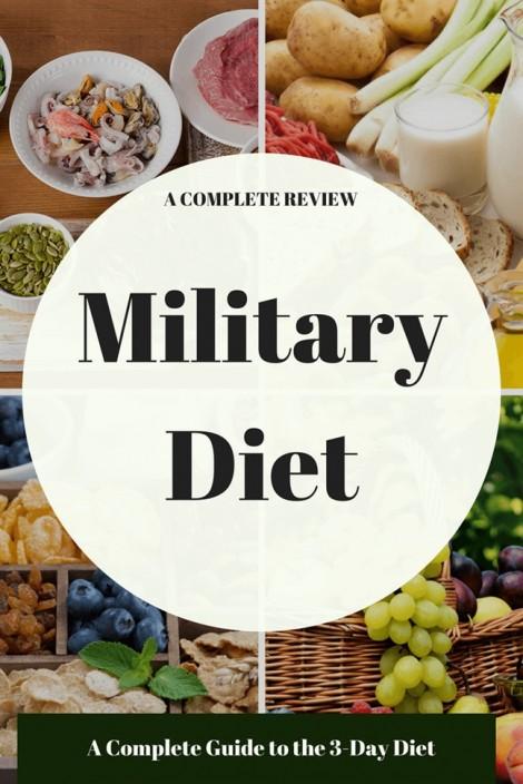 Giảm gần 5kg trong 7 ngày với chế độ ăn kiêng quân đội
