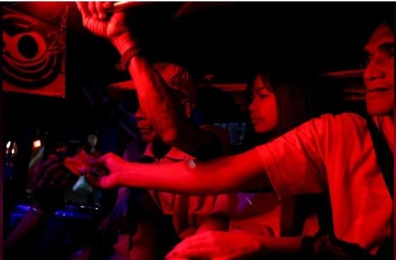 Philippines: Hanh phuc 'tac duong' nen chua kip den tai Manila