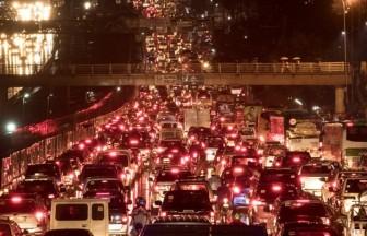Philippines: Hạnh phúc 'tắc đường' nên chưa kịp đến tại Manila