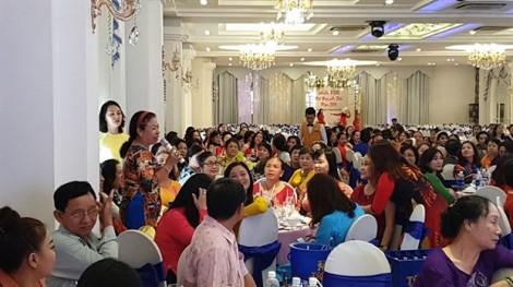 Quận Tân Phú: Vận động hội viên xây cầu giao thông nông thôn