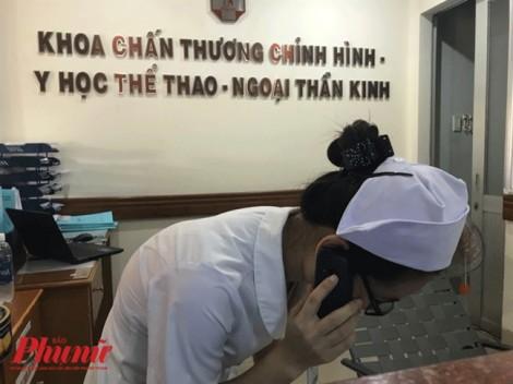 TP.HCM: Nổ bình gas mini khi nấu ăn mừng ngày 8/3, hai học sinh bị bỏng