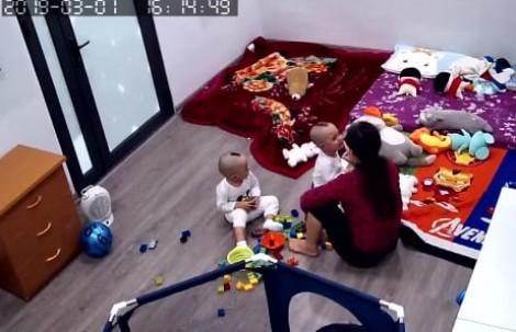 Hà Nội: Người giúp việc bạo hành bé trai 2 tuổi bằng cách quăng, quật, đánh, tát