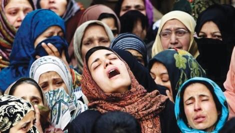 Nước mắt ở Kashmir