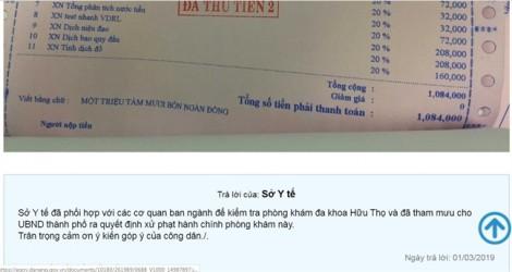 Phòng khám có bác sĩ Trung Quốc vừa hoạt động trở lại đã vi phạm