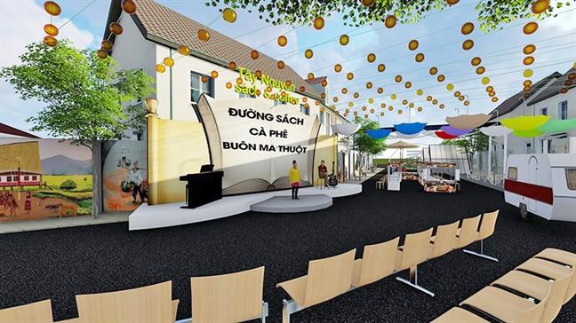 Duong sach ve Tay Nguyen