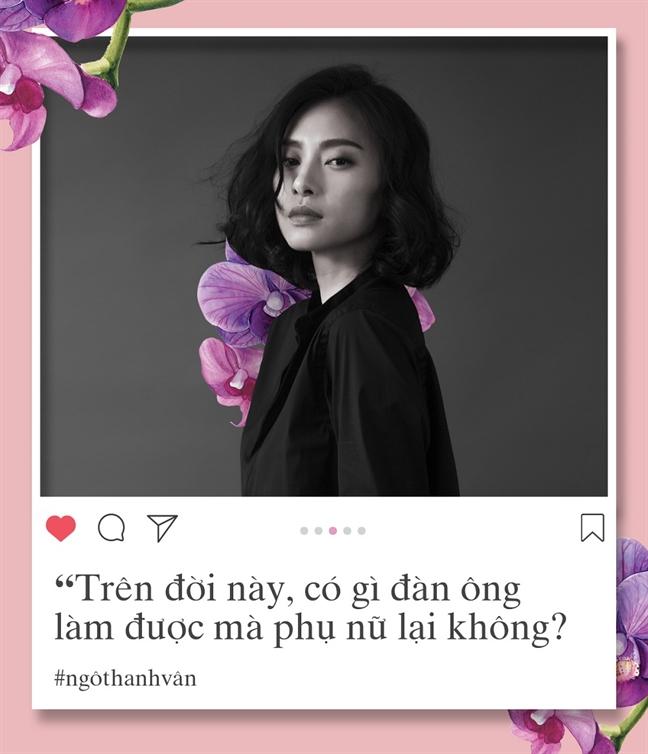 """Neu cuoc song khong trai """"mat ngot"""" thi chi em cung hay la hoa xuong rong vuon len tu da"""