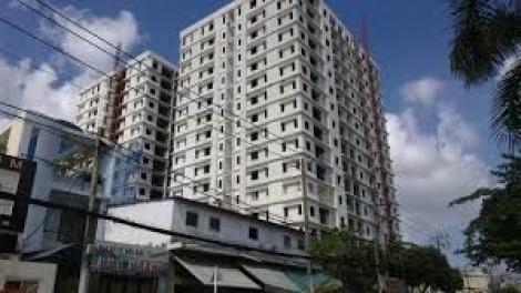 Bị ngân hàng siết nợ, hơn 400 hộ dân chung cư Khang Gia Tân Hương nguy cơ ra đường ở