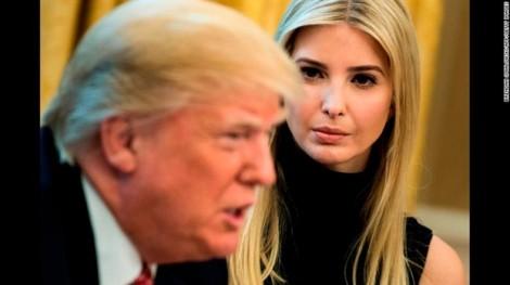 Ái nữ của Tổng thống Trump thực sự làm gì trong Nhà Trắng?
