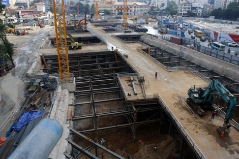 TP.HCM: Tuyến Metro 1 liệu có hoàn thành trong năm 2020 khi vẫn chưa thể tạm ứng vốn?