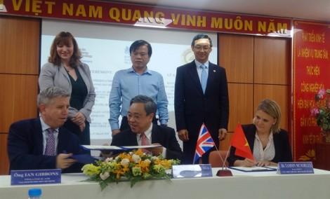Vương quốc Anh hỗ trợ TP.HCM lập sàn giao dịch thịt heo