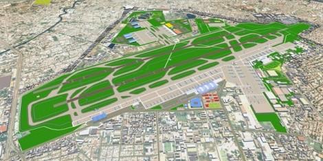 Phó Thủ tướng Trịnh Đình Dũng chỉ đạo khẩn trương dự án nâng cấp, mở rộng sân bay Tân Sơn Nhất
