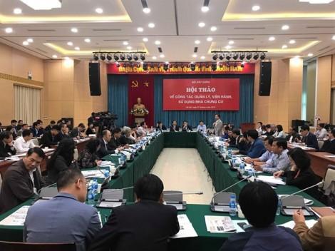 Nguyên thứ trưởng Bộ Xây dựng Nguyễn Trần Nam: 'Người dân phải quen với việc tranh chấp là ra tòa xử lý'
