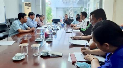Dự án 35 Hồ Học Lãm: Lãnh đạo đến họp chỉ để hứa, bị dân phản đối, mời ra về
