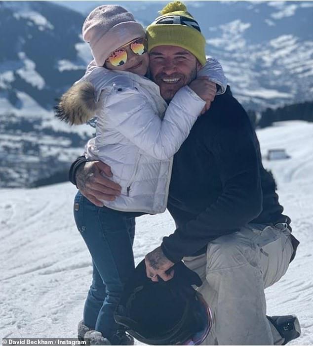 David Beckham: 'Cha me nen la tam guong cho con cai'