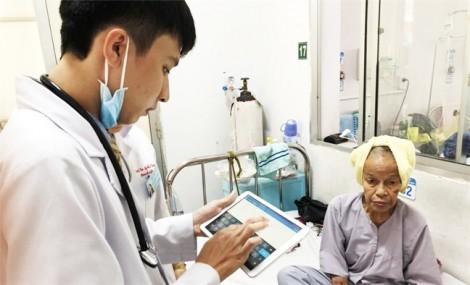 Thời đi khám có bệnh án điện tử, xa hay gần?