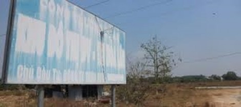 Bình Dương: Dừng giao dịch, chuyển Cơ quan Cảnh sát điều tra dự án Khu dân cư Hòa Lân