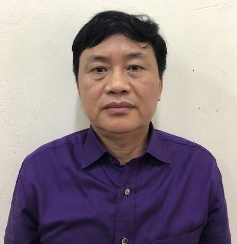 Bắt tạm giam Phó Cục trưởng Cục Đường thủy nội địa Việt Nam