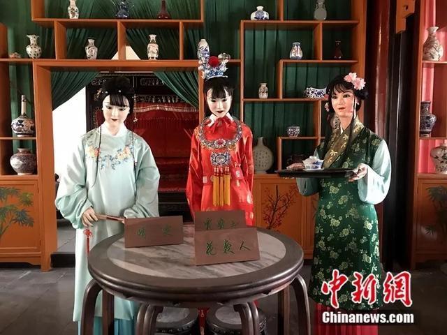Tuong nhan vat trong 'Hong lau mong' khien nhieu nguoi so hai