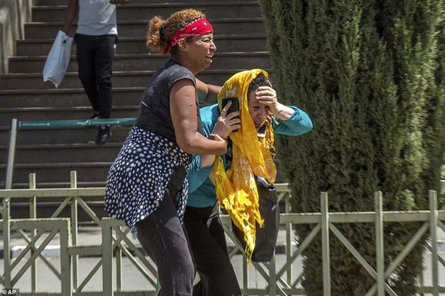 Nhung hinh anh tang thuong vu tai nan may bay Ethiopia