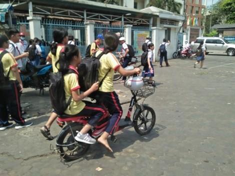 Cảnh báo hiểm họa tai nạn giao thông ở học sinh ngày càng cao