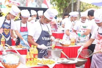 Vedan tổ chức sự kiện ẩm thực 'Biết nấu ăn là chuẩn Oppa'