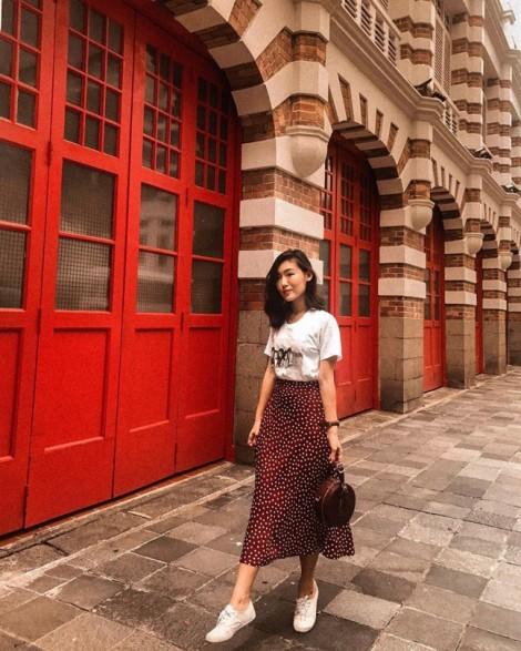 Thời trang đơn giản, sành điệu đón hè 2019