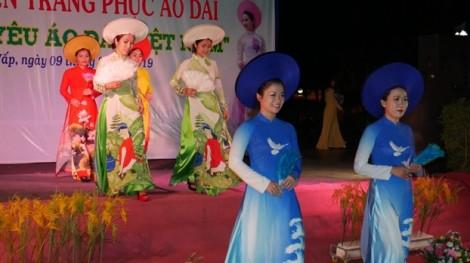 Quận Gò Vấp: Tiếp tục lan tỏa vẻ đẹp áo dài