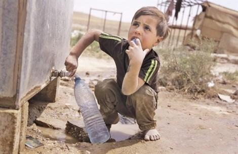 Những đứa trẻ khốn khổ nhất thế giới