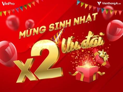 VinPro mở 'tháng đại tiệc' ưu đãi mừng sinh nhật