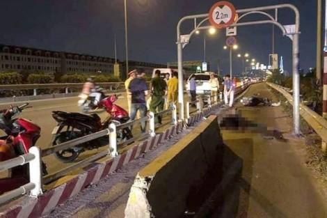 Lắp dải phân cách ngăn ô tô trên cao tốc gây tai nạn chết người
