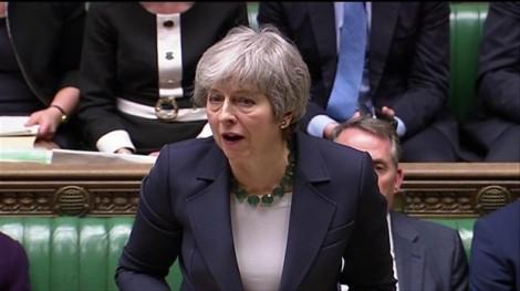 Nghị sĩ Anh bỏ phiếu bác bỏ Brexit không có thỏa thuận