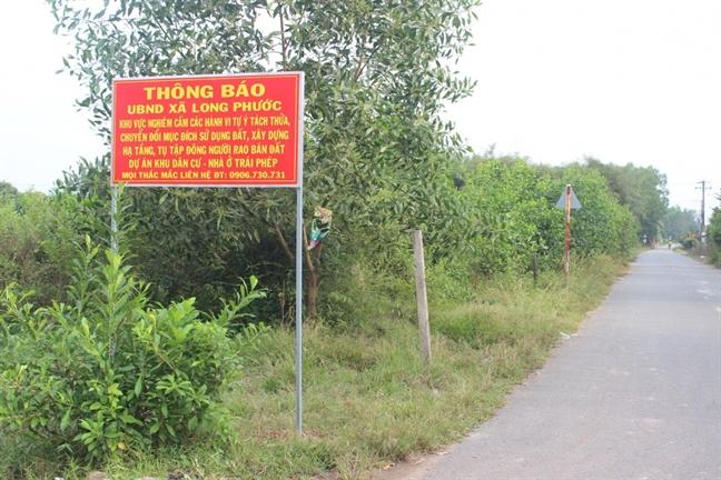 Cong an tinh Dong Nai: Cong ty Alibaba co bieu hien vi pham su dung dat dai va lua doi khach hang