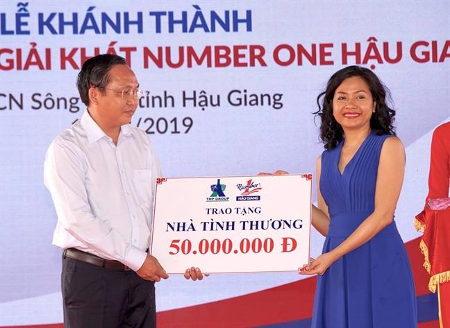 Tan Hiep Phat khanh thanh nha may o dong bang song Cuu Long voi von dau tu 4.000 ty dong