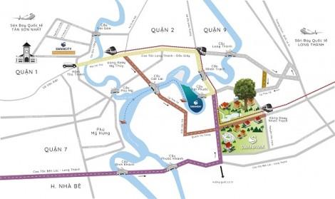 10 hạ tầng giao thông tạo đà để Nhơn Trạch là đô thị vệ tinh lý tưởng của TP.HCM