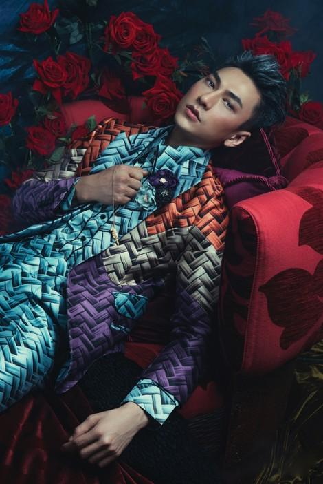 Isaac: Hành trình từ một ca sĩ đơn thuần đến icon thời trang