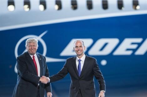Khủng hoảng Boeing 'tấn công' Nhà Trắng