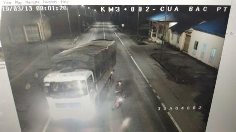 Điều tra nhóm côn đồ dùng rựa tấn công xe tải tại hầm đường bộ Phước Tượng