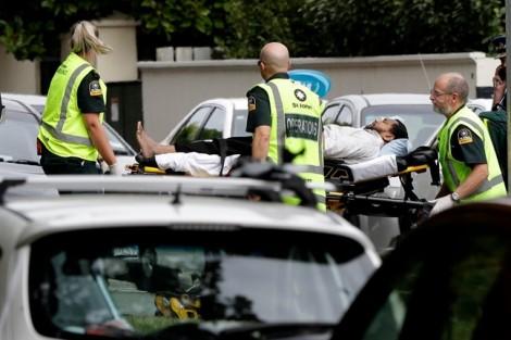 New Zealand tang thương trong ngày đen tối nhất