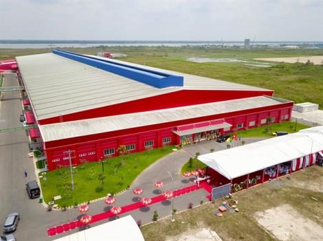 Tân Hiệp Phát khánh thành nhà máy ở đồng bằng sông Cửu Long với vốn đầu tư 4.000 tỷ đồng