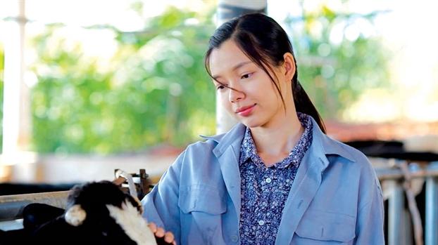 Dien vien Xuan Van: Hoc duoc su nhan nhin tu nhung vai dien